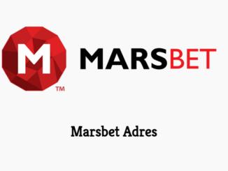 Marsbet Adres